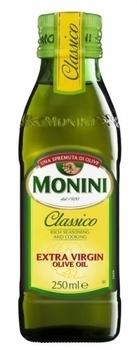 Оливковое масло Monini Extra Vergine, 250 мл Monini