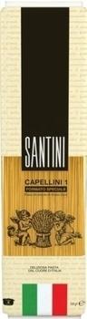 Спагетти Santini Capellini, 500 г Santini