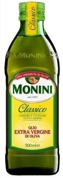 Оливковое масло Monini Extra Vergine, 500 мл Monini