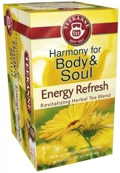 Чай Teekanne Родник энергии, 20 пакетиков Teekanne