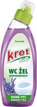 Био-гель для туалета Kret Лаванда, 750 мл Kret