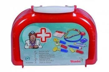 Набор доктора Simba, 10 предметов (5549757) Simba