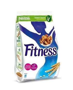 Готовый завтрак Fitness, 250 г Nestle