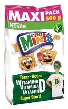Готовый завтрак Cini-Minis, 500 г Nestle