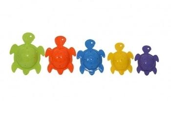 Игрушка для ванной Baby Team Веселые черепашки (8855) Baby Team