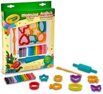 Набор для творчества Crayola с пластилином, 12 цветов Crayola