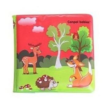Мягкая книжка с пищалкой Canpol babies Лесные жители (2/803) Canpol babies