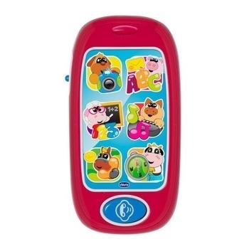 Игрушка смартфон Chicco ABC Animal Smartphone (русско-английский) Chicco