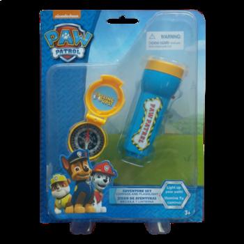 Купить со скидкой Набор из компаса и фонарика Premium Toys Щенячий патруль (PT1512092)