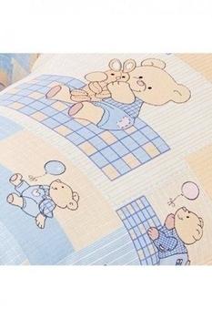 василинка Наволочка на подушку для беременных Василинка Небесные мишки (37219)