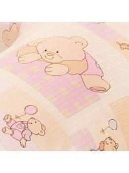 василинка Наволочка на подушку для беременных Василинка Розовые мишки (37218)