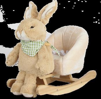 Детское кресло-качалка Rock my Baby Кролик 3 в 1 Rock my Baby