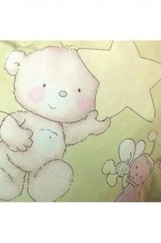 василинка Наволочка на подушку для беременных Василинка Звездочеты зеленые (37212)