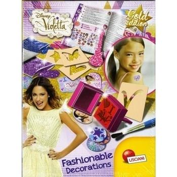 Игровой набор Liscianigiochi Violetta Модные украшения Liscianigiochi
