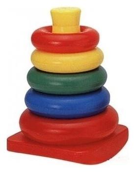 Пирамидка Redbox, 5 шт. Redbox