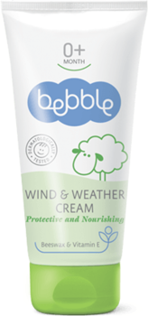 bebble Детский защитный крем от непогоды Bebble, 50 мл