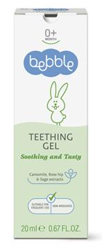 Детский гель для зубов Bebble, 20 мл Bebble