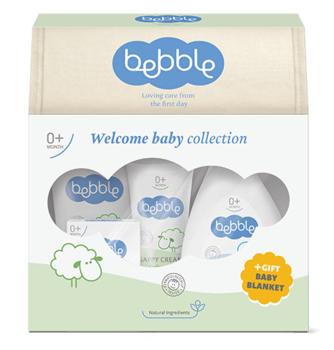 bebble Детский подарочный набор Bebble Добро пожаловать