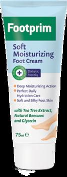 Увлажняющий крем для ног Footprim, 75 мл Footprim