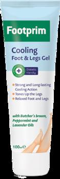 Охлаждающий гель для ног Footprim, 100 мл Footprim
