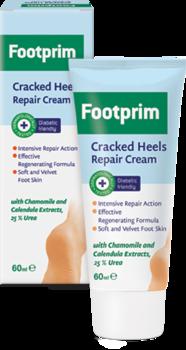 Восстанавливающий крем для пяток Footprim, 60 мл Footprim