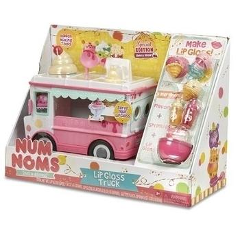 Игровой набор Num Noms S2 - Фургон-Салон (фургон, 1 нам, аксессуары)