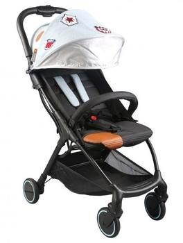 Купить Детские коляски, Коляска прогулочная Babyhit Babysing (A742A) Black, черный, Китай