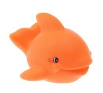 Игрушка для ванной Canpol babies Рыбка, оранжевый 2/993 Canpol babies