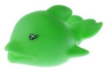 Игрушка для ванной Canpol babies Рыбка, зеленый Canpol babies