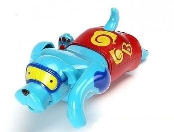 Игрушка для ванной Battat Веселые пловцы, Собака, 1 шт. Battat