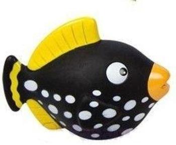 Игрушки для ванной Lena Рыбки, черный, 1 шт. Lena
