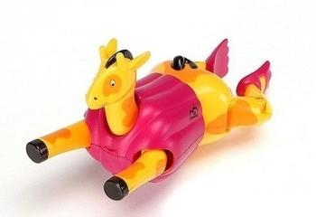 Игрушка для ванной Battat Веселые пловцы, Жираф,1 шт. Battat