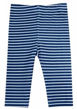 smil Лосины Smil BeHappy, стрейчевый ластик, р.68, синяя полоска (115253)
