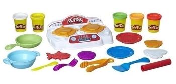 Игровой набор с пластилином Hasbro Play-Doh Кухонная плита (B9014) Hasbro