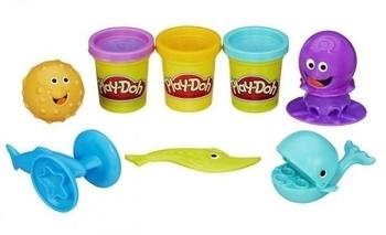 Игровой набор с пластилином Hasbro Play-Doh Подводный мир (B1378) Hasbro