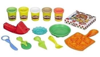 Игровой набор с пластилином Hasbro Play-Doh Пицца (B1856) Hasbro