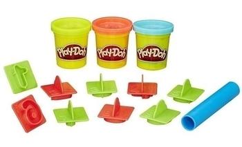 Игровой набор с пластилином Hasbro Play-Doh Ведерочко Цифры (23326) Hasbro