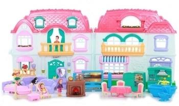 Игровой набор Keenway Мой волшебный дом (K22002) Keenway