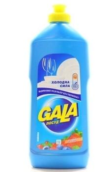 Средство для мытья посуды Gala Ягоды 500 мл Gala