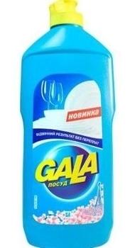 Средство для мытья посуды Gala Парижский аромат 500 мл Gala