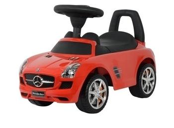 Толокар Ocie Mercedes SLS AMG, красный (U-041R) Ocie