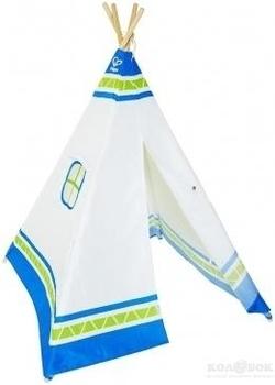 Детская игровая палатка Hape Вигвам, синий Hape