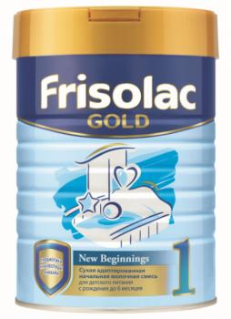 Молочная смесь Friso Фрисолак Gold 1, 800 г Friso