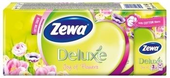Носовые платки Zewa Deluxe Joy of Flowers, 10 шт. Zewa