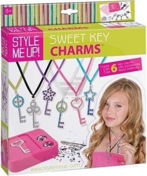 Набор для изготовления подвесок Wooky Sweet Key Charms (00610) Wooky