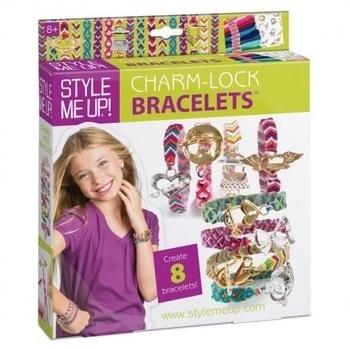 Набор для изготовления браслетов Wooky Charm-Lock Bracelets (00603) Wooky