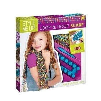 Набор для изготовления шарфа Wooky Loop & Hoop Scarf Kit (00865) Wooky