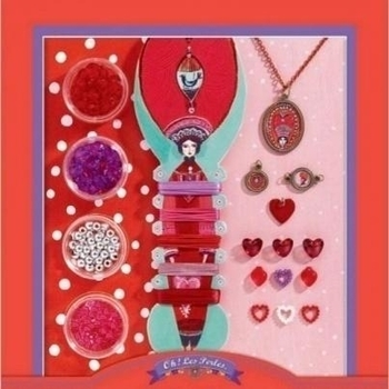 Ювелирный набор Djeco Сердце и жемчуг (DJ09803) Djeco