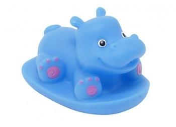 Игрушка для ванны Baby Team Зверушка-серфер Бегемотик Baby Team
