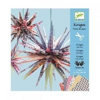 Художественный комплект кригами Djeco Шар (DJ08765) Djeco